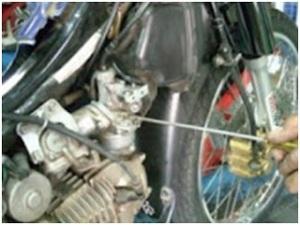 cara seting karburator
