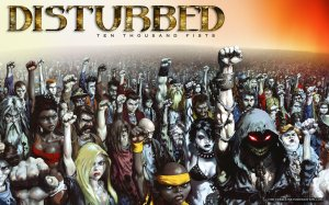 disturbed_ten_thousand_fists_by_morbustelevision2-d2yzeve
