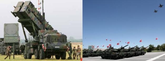 GERMANY-SYRIA-CONFLICT-TURKEY-NATO-PATRIOTS-FILES