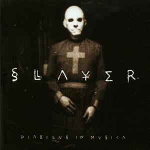 Slayer - Diabolus In Musica - Front