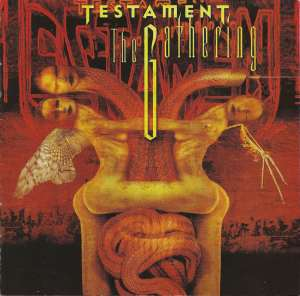 Testament - The Gathering (CD Cover); hardcore; heavy; metal; thrash;
