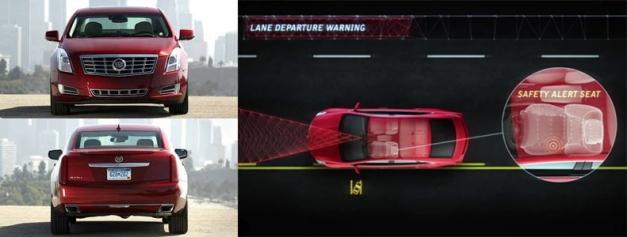 Lane Shanging Alert (Warning) System