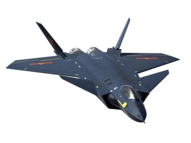 Chengdu J-20 Cina