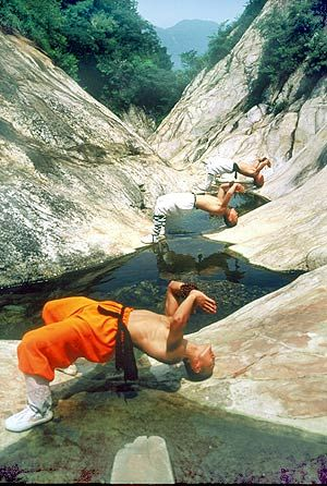 Life At Shaolin Temple 05