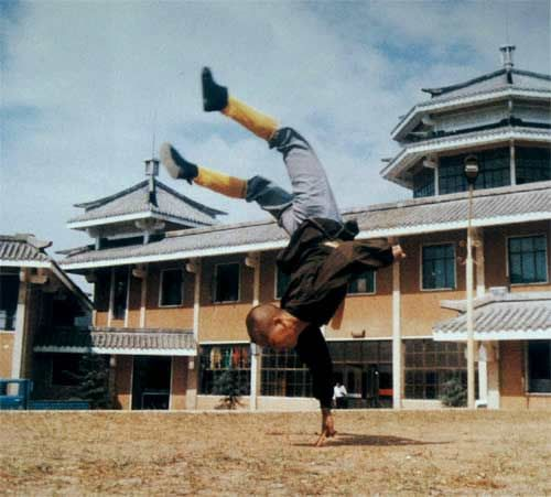 Life At Shaolin Temple 07