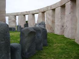 Batu Biru Stonehenge