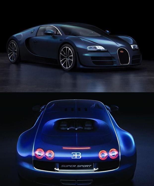 Bugatti Veyron Super-Sport