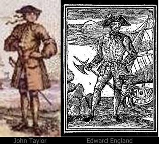 John Taylor dan Edward England pirates. jpg