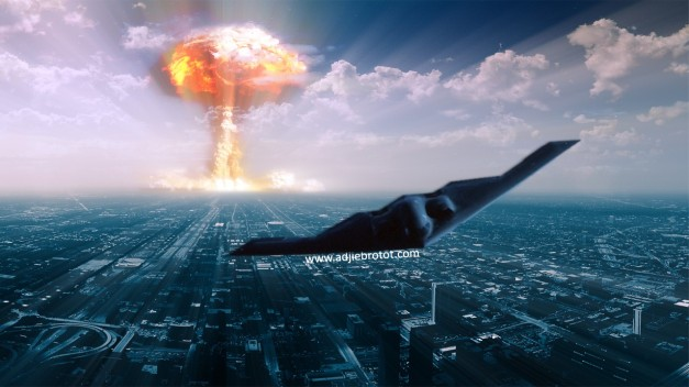 Ledakan Nuklir Terbesar yang Pernah Diciptakan Manusia-Adjie Brotot Blog