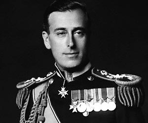 Louis Lord Mountbatten